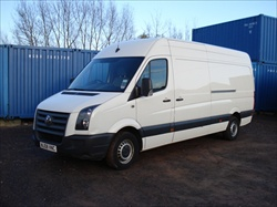 Large Van Sales in Wells, Somerset