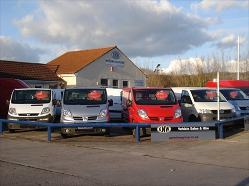 Car and Van Sales, Wells, Somerset