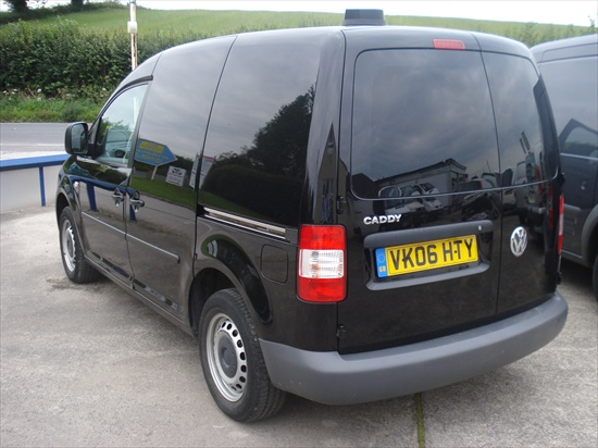 Volkswagen Caddy Van For Sale Knw Group Car Hire And