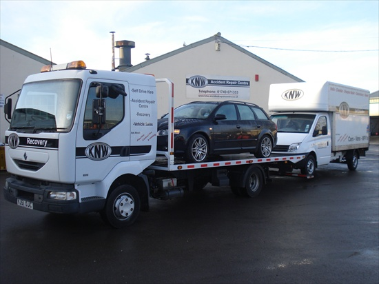 KNW Vehicle Recovery and Collection