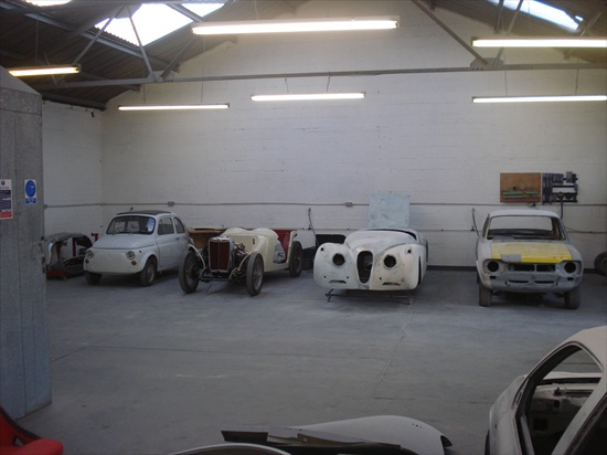 KNW Classic Restorations, Wells, Somerset