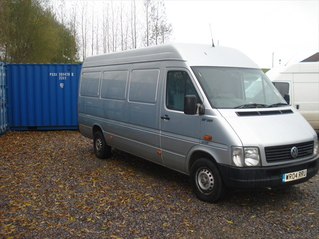 7dad66a0aa Volkswagen LT35 LWB Van