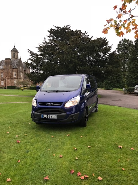 cad2ac7520c750 Ford Transit Custom Kombi For Sale